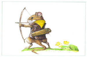 Mouse Archer by bridge-troll