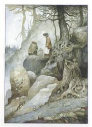 Gypsy Path by bridge-troll
