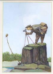 The Bird Watcher by bridge-troll