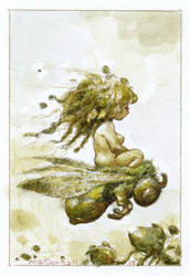 Green  Bea by bridge-troll