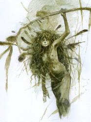 Garden-faerie by bridge-troll