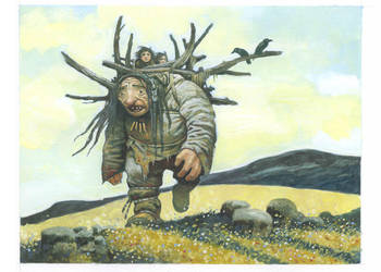 Arctic Troll 2 by bridge-troll