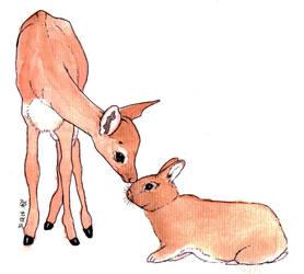 Natural Love by AkiBrocoli