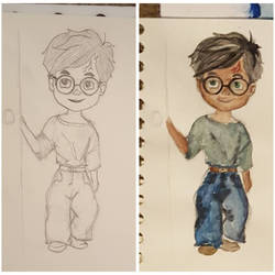 Little Harry by EevyLynn