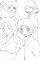 GanbareGoemon- Tsujigiri by Tsukiyoumi