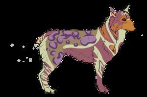 Beautiful She-wolf by Spottyleopar