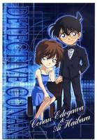 Ai x Conan - Evening Dress by xXBlack-LotusXx