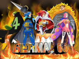 Germa 66 (One Piece CH. 869) by FanaliShiro