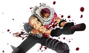 Katakuri (One Piece CH. 893) by FanaliShiro