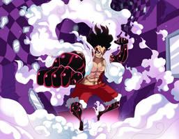 SnakeMan (One Piece CH. 895) by FanaliShiro