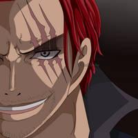 Shanks (One Piece CH. 903) by FanaliShiro