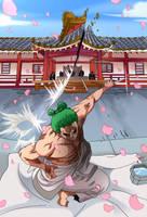 Pound Hou V.1 (One Piece CH. 909) by FanaliShiro