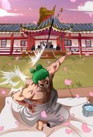 Pound Hou V.2 (One Piece CH. 909) by FanaliShiro