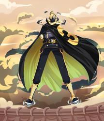 Stealth Black (One Piece CH. 931) by FanaliShiro