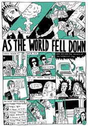 As The World Fell Down Part I by Fievel-the-Mouse