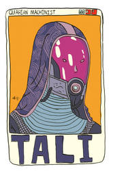 #7 Tali by Fievel-the-Mouse