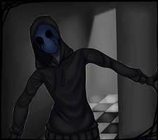 [Eyeless Jack] Hey There by CuriosityDotKill