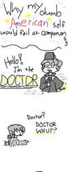 Doctor HUH by mrbillyjoebob