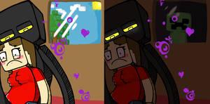 Adventures in Minecraft by Predatorspet