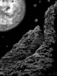 moonscape. by josephhutchison
