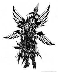 Dark Knight by XnanchoX