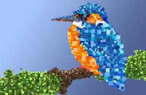 square bird by alex16