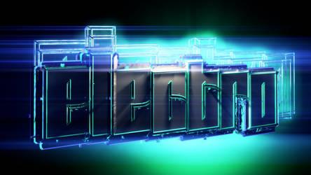 Electro wall hd by LinehoodDesign