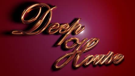 Deep House X by LinehoodDesign