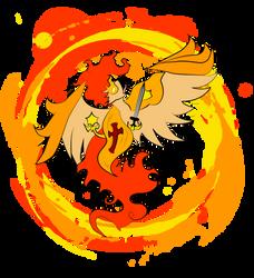 Veronian Phoenix Vectored by ICFTW