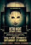 retro night by ysfkrk