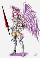 Galacta Knight Genderbender by Primrose-Rachel