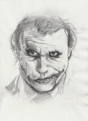 The Joker (HB only) by TessJa