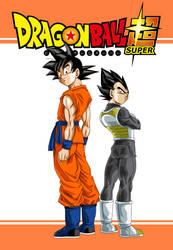 Goku et Vegeta by ChibiDamZ