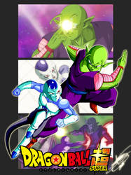 Piccolo Vs Frost by ChibiDamZ