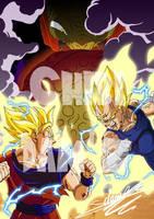 8 Saga Babidi by ChibiDamZ