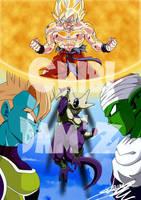 Dragon ball z film 5 : La revanche de Cooler by ChibiDamZ