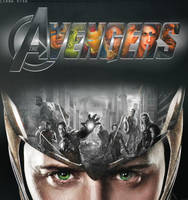 Avengers Assemble! by frangipani-lily
