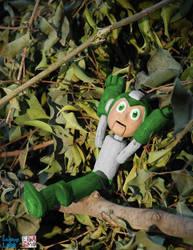 Leaf Shield by Erasmono