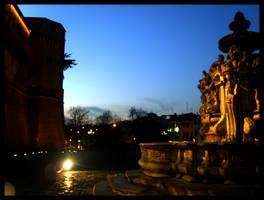 Piazza a Cesena by MaggieBebbe