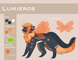 [ref] Lumieros by Iitwick