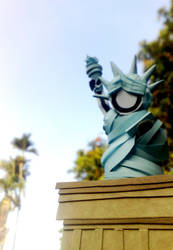 Statue of Liberty by LujLious
