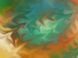 colorful reef spikes by Scaloperion