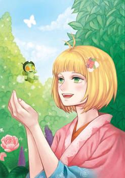 AnE: Shiemi by Piece5113