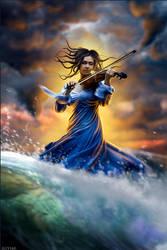 Stormbringer by iluviar