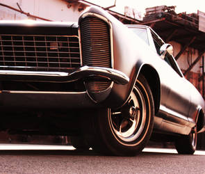 Buick Riviera by Joderphotos