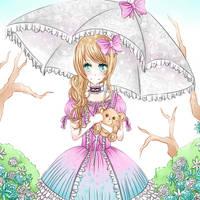 Lolita [Contest] by KentaPumpkin
