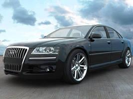 Audi S8 by snaap