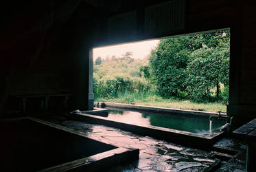 country onsen by jamesdover