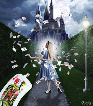 Entering Wonderland by ChimeraArtz