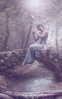 Angel Charmer by ChimeraArtz